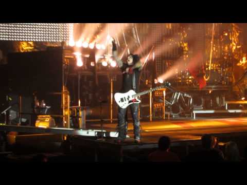 Motley Crue - Same Ol' Situation - Victoria BC - April 22, 2013