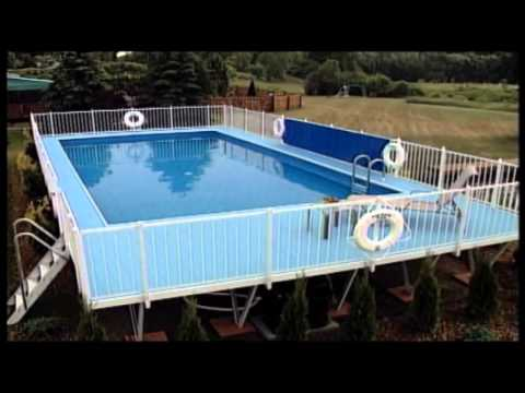 Kayak Swimming Pools Pool Reviews Best pools in America Kayak Pool Above ground pool