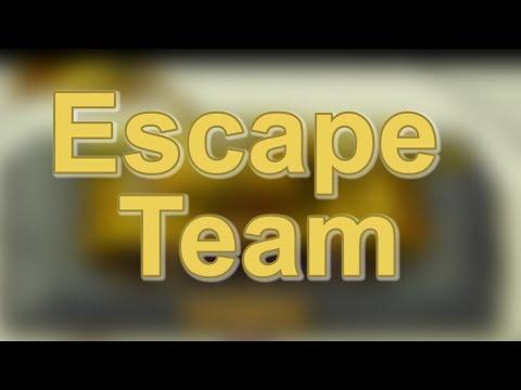 Как сбежать с  Escape Team ???