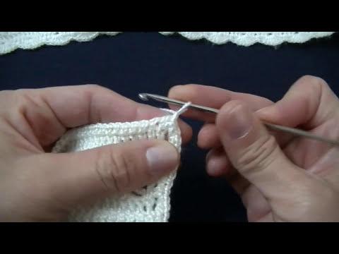 Mantita o Cobija para bebe en tejido crochet tutorial paso a paso.