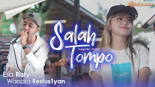 Download lagu SALAH TOMPO - ESA RISTY feat WANDRA | MUSIC ONE |