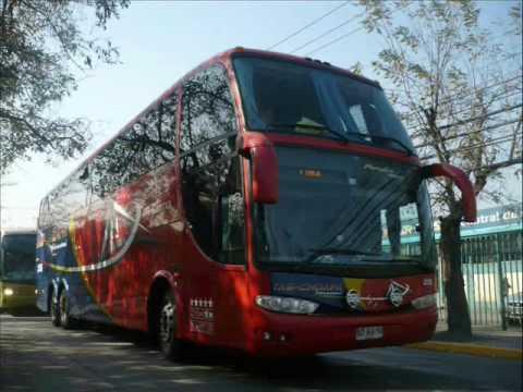 CHILEBUS Presentacion de imagenes De Buses Chilenos  Junio 2009