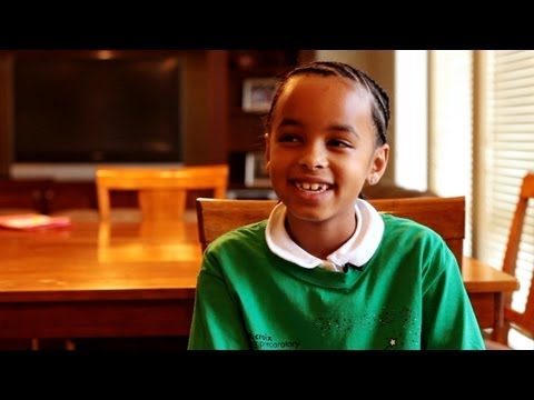 From Ethiopia to Minnesota: One Child s Journey