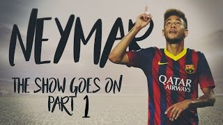 Neymar 2012 - The Show Goes On - HD