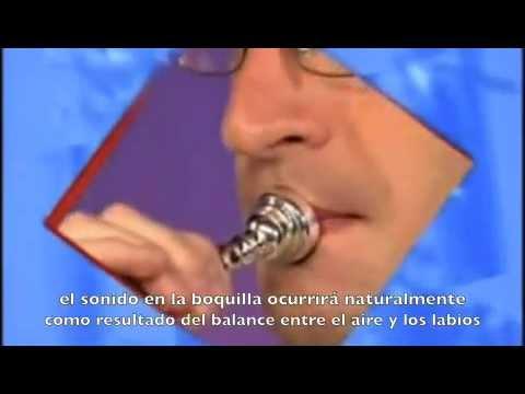 Lección de Trompeta #1 - Aire y Embocadura (subtitulos de Luis Araya)