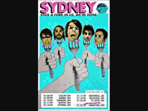 Sydney - End Transmission