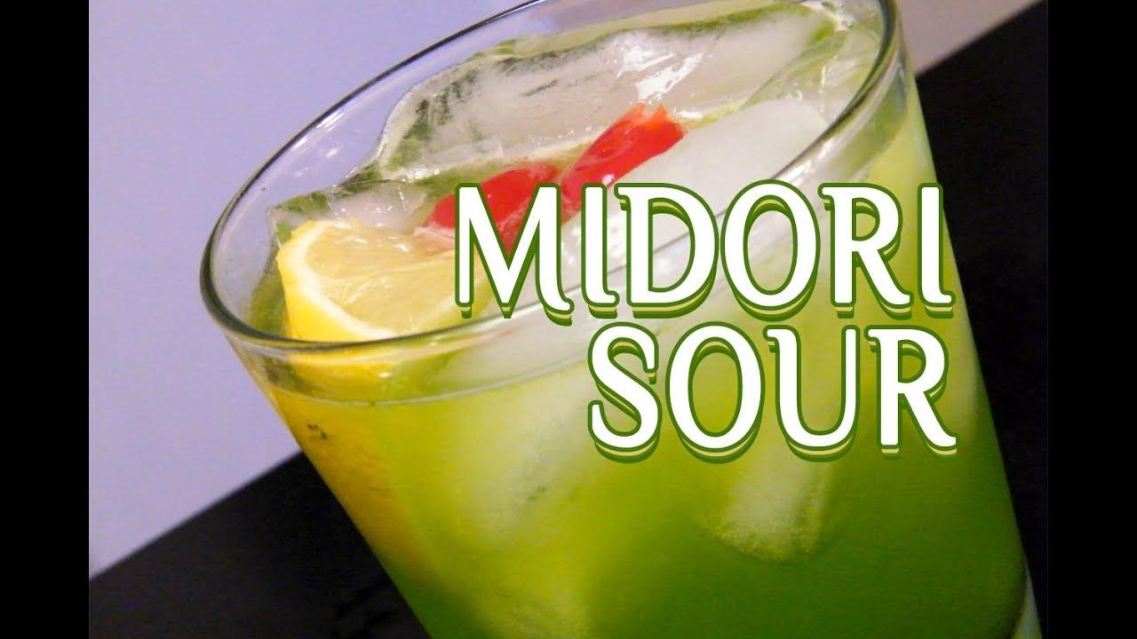 midori sour recipe thefndccom youtube