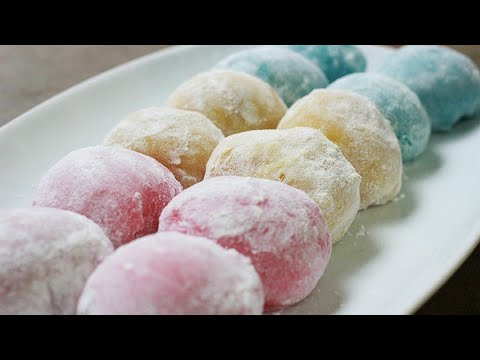How to Make Mochi もち