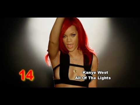 Top 50 Best World Songs 2011 Music Videos