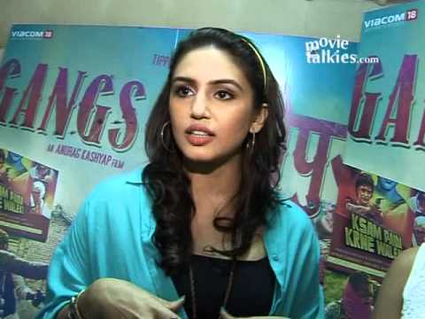 Interview With 'Gangs Of Wasseypur' Actress Huma Qureshi
