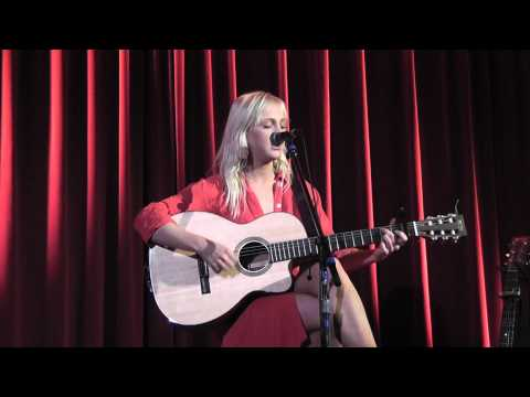 Laura Marling San Francisco Oct 3, 2012 with the long opening medley from her upcoming album
