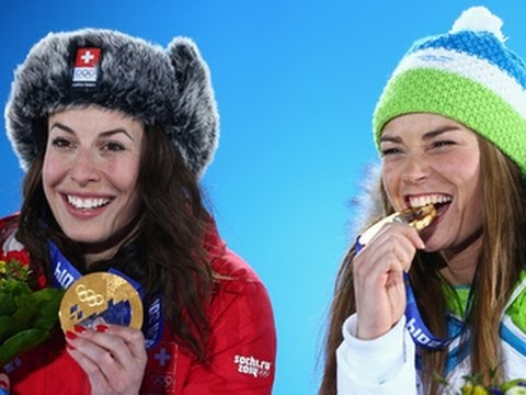 Gold medal tie makes Winter Olympics history