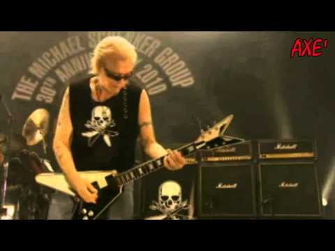 Misc Performance - That Metal Show - Kirk Hammett And Michael Schenker Jam