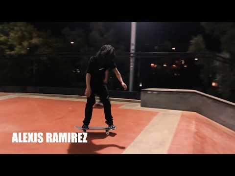 ALEXIS RAMIREZ CARMEL VALLEY SKATEPARK NIGHT SESH