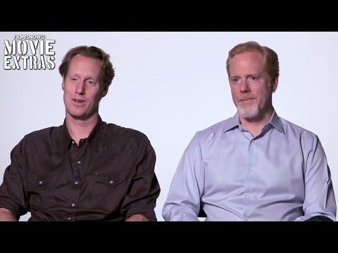 Bad Moms | On-set With Jon Lucas & Scott Moore 'Co-Directors' [Interview]