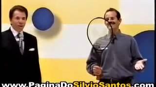 Silvio Santos e Moisés. Não consegue né, Moisés? #Hilário