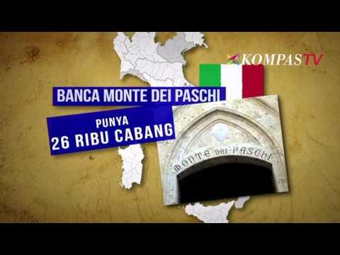 Banca Monte dei Paschi, Bank Tertua Di Dunia