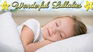 Super Relaxing Piano Lullabies Collection ♥ Best Soft Baby Bedtime Music ♫ Good Night Sweet Dreams