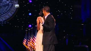 Beyonce HD - Barack & Michelle Obama First Dance