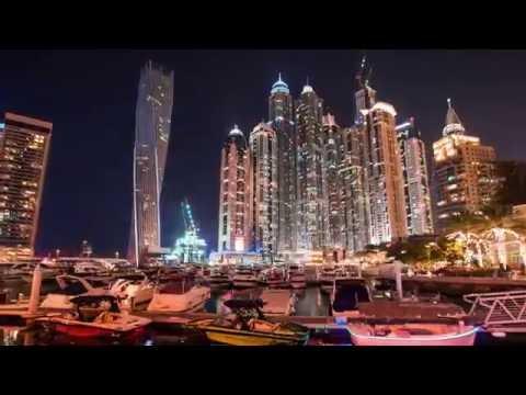 Dubai Time-lapse 2014