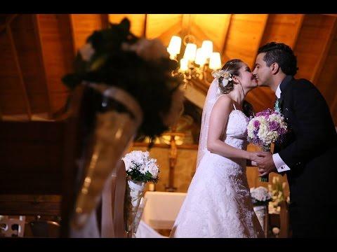 Video de boda Perfecta Adriana & Juan David La Capilla Subachoque