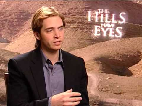 The Hills Have Eyes - Aaron Stanford Interview