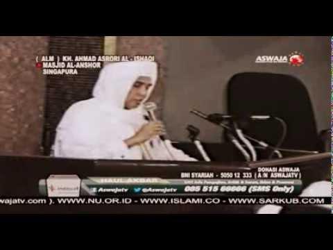 Kh. Ahmad Asrori Al Ishaqi - Mendekatkan Diri Demi Meraih Ridho Illahi video