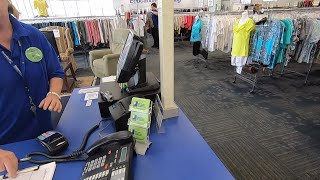 NOT SO HIDDEN BACKPACK CAMERA AT THE GOODWILL; COME THRIFT WITH ME