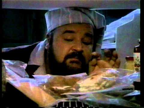 Ziploc Storage Bags Commercial (Dom Deluise) (1987)