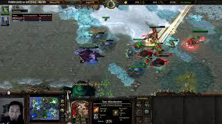 Infi (Orc) vs Th000 (UD) - warCraft 3 - WC####