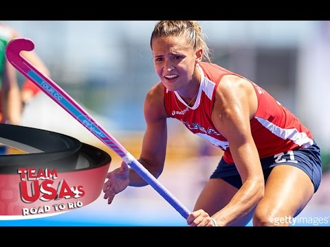 Women's Field Hockey Looks To Qualify For Rio