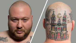Action Bronson Breaks Down His Tattoos | GQ