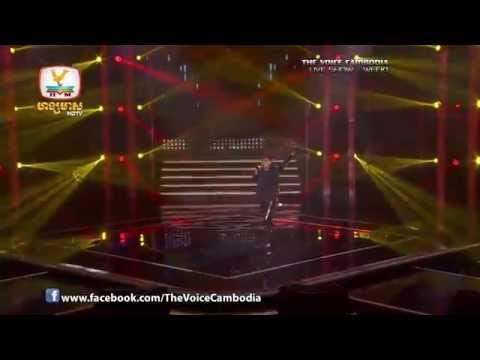 The Voice Cambodia - Live Show 1 -  Bak Jun Tul - Keo Bunthea