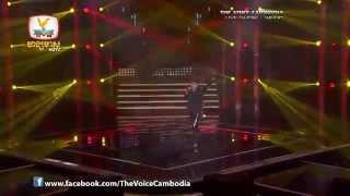 The Voice Cambodia - Live Show 1 -  បាក់ជន្ទល់ - កែវ ប៊ុនធា