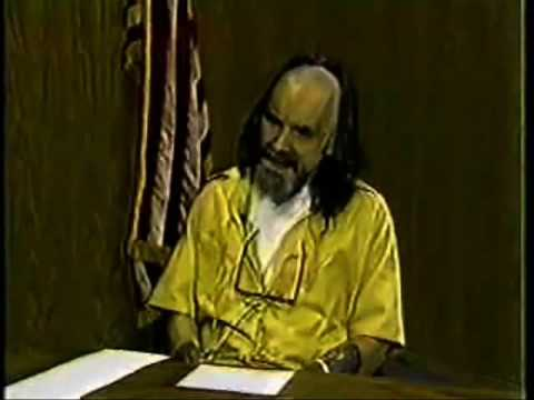 The Joker's Job Interview - My Manson, My Movie And My Me! video