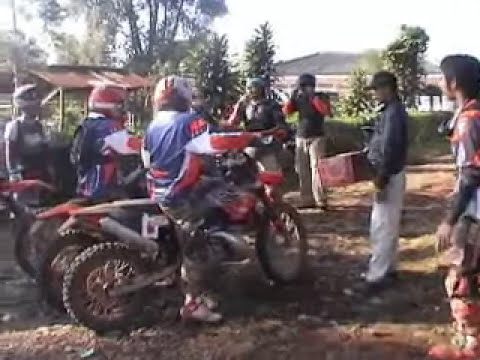 Enduro Dirtbike Indonesia (Trabas) 2008 part.2