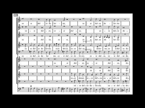 Монтеверди Клаудио - Questi vaghi concenti