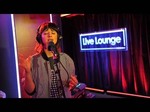 Foxes covers Pharrell's Happy in the Radio 1 Live Lounge