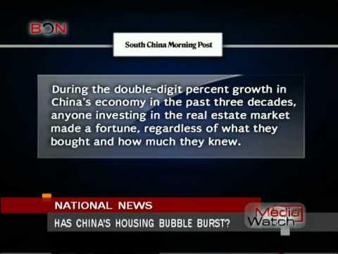 Has china's housing bubble burst?- May.7th.,2014 - BONTV China