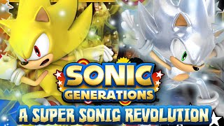 Sonic Generations A Super Sonic Revolution - Mod Mondays & GIVEAWAY