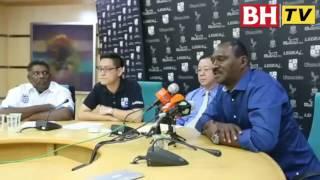 Zainal sah kendali skuad Pulau Pinang