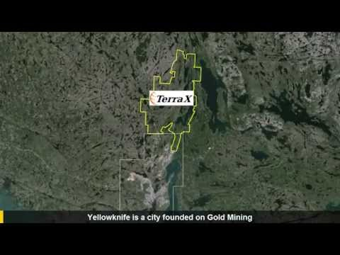 TerraX Minerals - Yellowknife City Gold Project