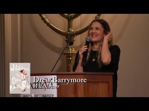 """Drew Barrymore, """"Wildflower"""""""