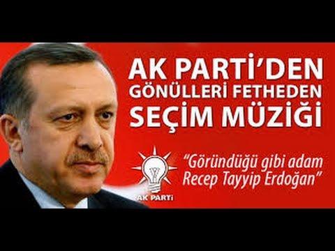 Ak Parti Uğur Işılak 2014 Seçim Şarkısı Recep Tayyip Erdoğan Dombıra Tamamı HD 1080p Dinle