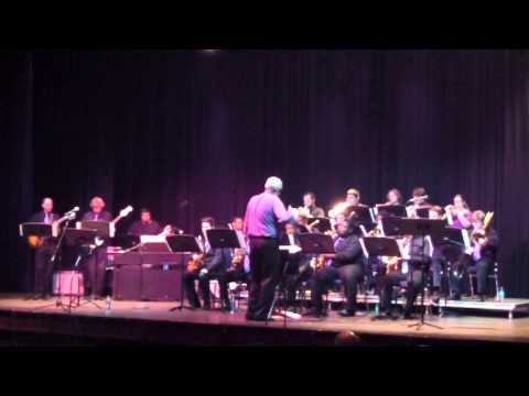 """La Suerte De Los Tontos"" Young Harris College Jazz Ensemble"