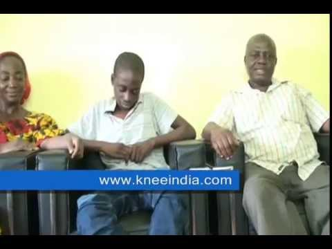 Orthopedic Surgery abroad- medical tourism to India- Nigerian Patient Story