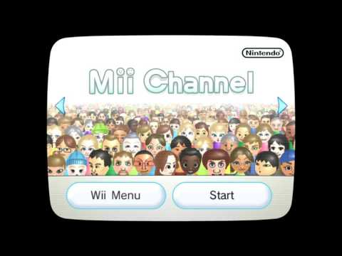 Mii Channel 10 HOURS