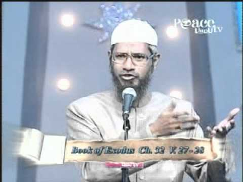 Media Aur Islam Jung Ya Amn Dr.zakir Naik 03 (urdu Bayan) video