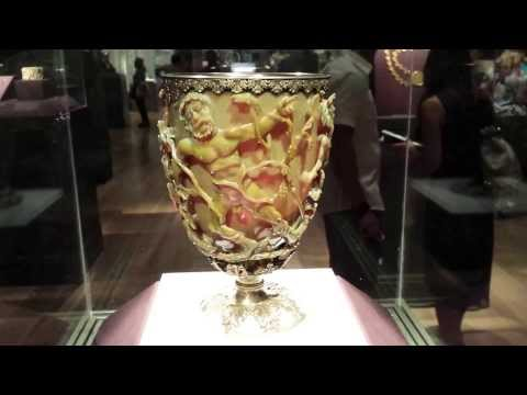 The Lycurgus Cup