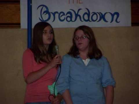 Bath County Middle School Talent Show